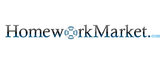 HomeworkMarket.com review logo