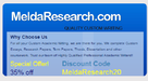 MeldaResearch.com review logo