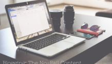Slide blogging content strategies by essayguard